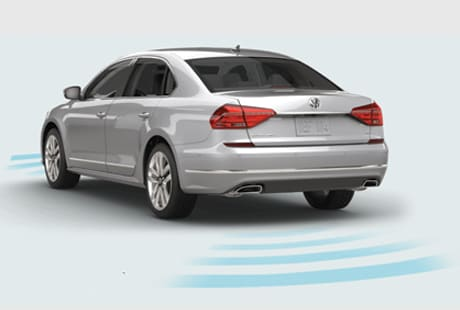 Safety Features in the 2016 VW Passat