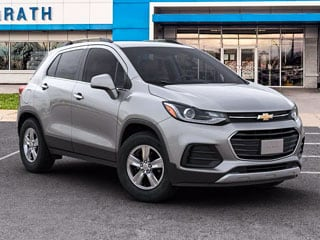 New Chevy Trax . Offer