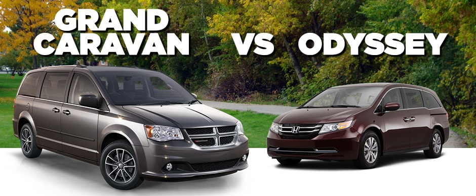 dodge grand caravan vs honda odyssey pat mcgrath. Black Bedroom Furniture Sets. Home Design Ideas