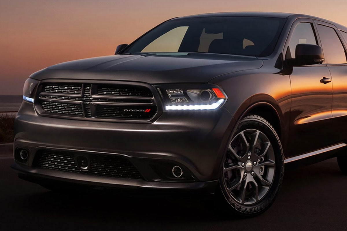 Dodge Durango headlights