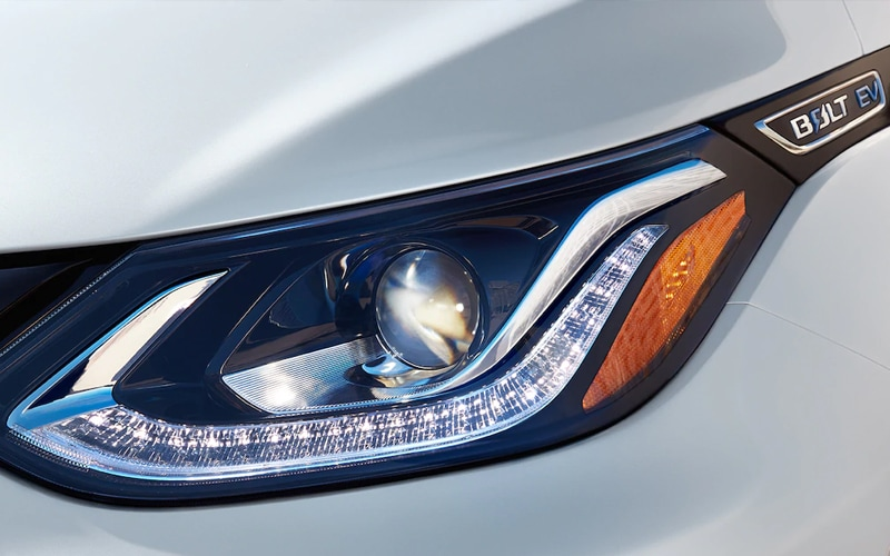 2019 Chevy Bolt Front LED Headlights