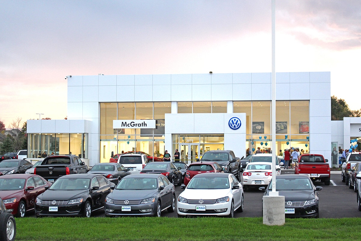 McGrath Volkswagen of Dubuque Car Dealer