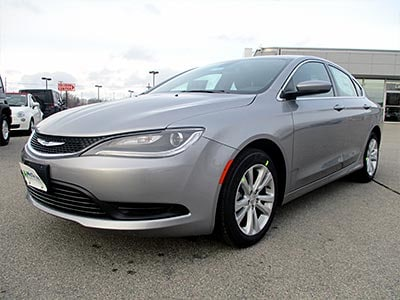 Chrysler 200 Offer