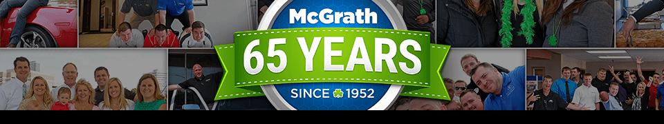 McGrath 65th Anniversary Sale