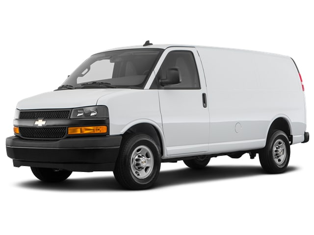 Chevy Express 2500 specs and information