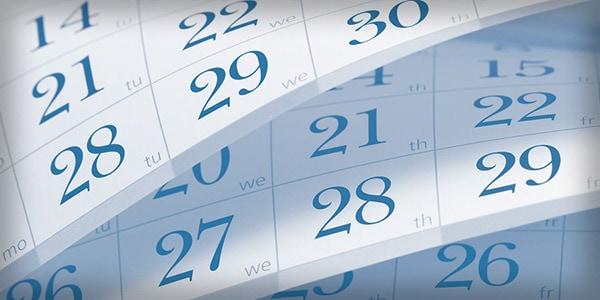 Loan Duration calendar