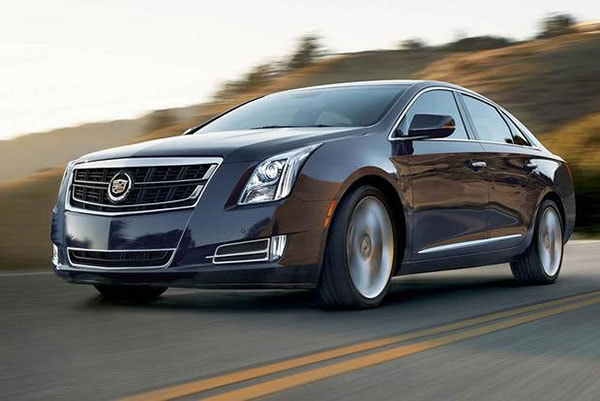 Cadillac XTS Safety features
