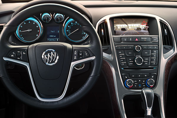 Buick Verano Technology features