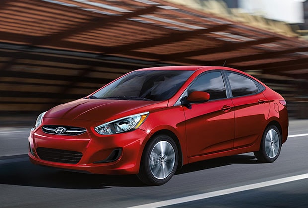 Hyundai Accent Inventory