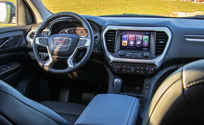 2019 Acadia Air Control System