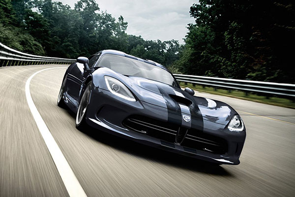 Dodge Viper Safety Features
