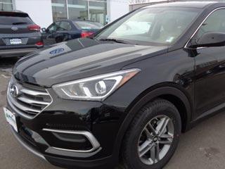 Hyundai Santa Fe Offer