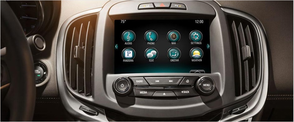 2016 Buick LaCrosse Technology