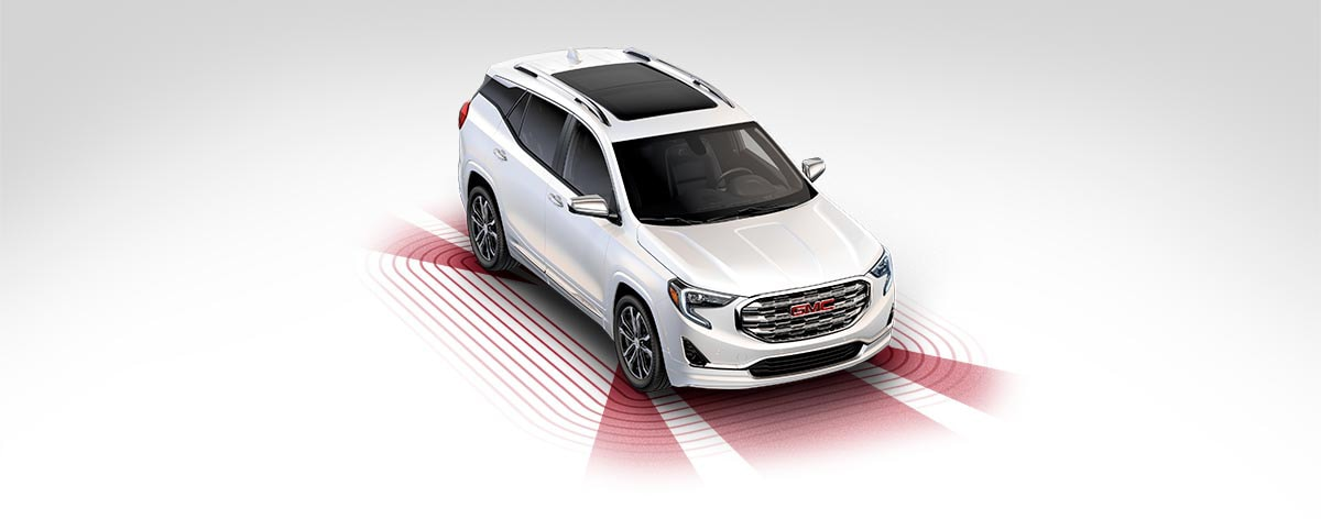 2018 GMC Terrain models and packages