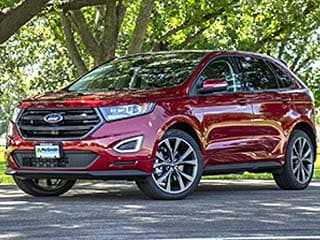 Ford Edge Offer