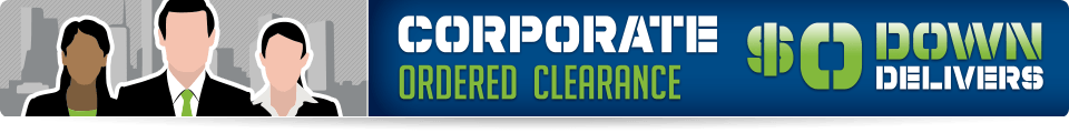 McGrath Corporate Ordered Clearance