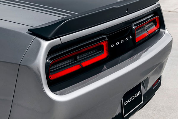 Dodge Challenger Safety features