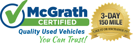 McGrath Certified Used Cars