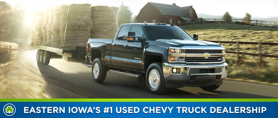Used Chevy Trucks for Sale in Iowa