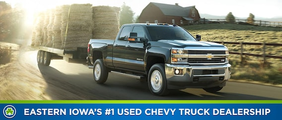 Used Trucks For Sale In Iowa >> Used Chevy Trucks Pat Mcgrath Chevyland Cedar Rapids Ia