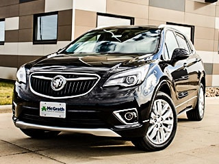 New Buick Envision Offer