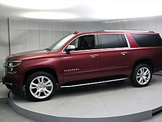Chevy Suburban Financing Offer