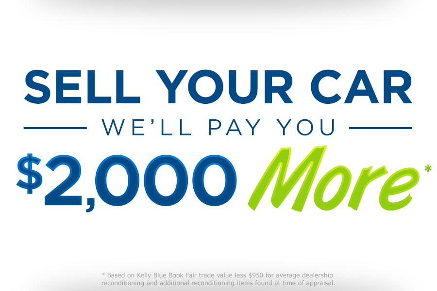 Sell Your Car to McGrath!