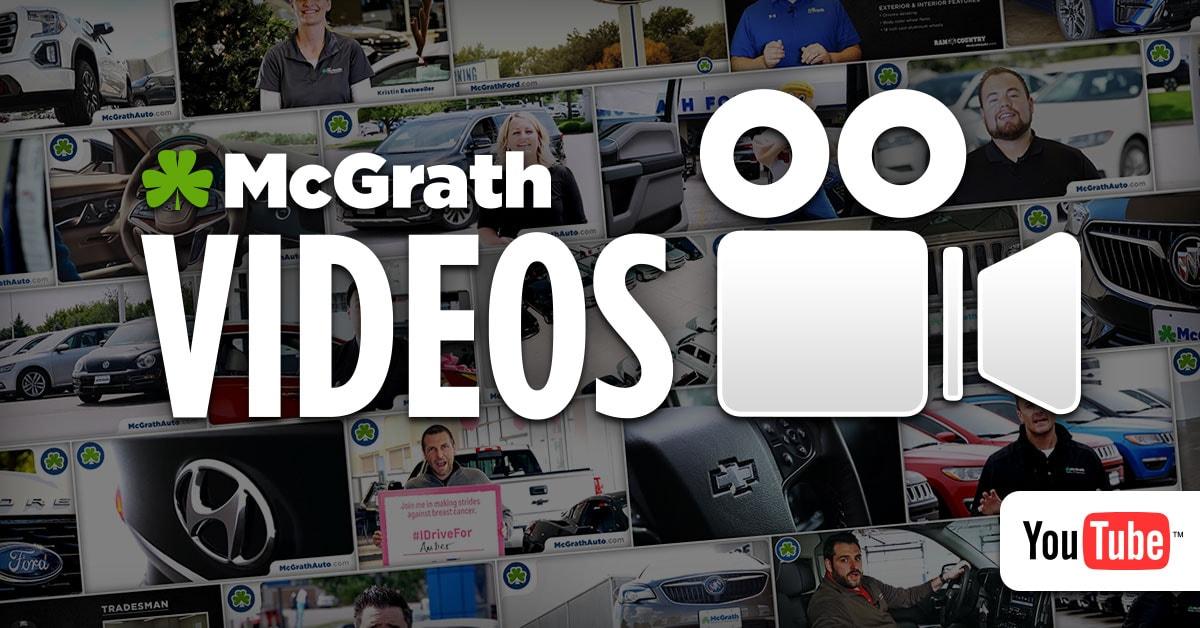 Mcgrath Cedar Rapids >> Ford Videos Mcgrath Auto Youtube Channel Cedar Rapids Ia