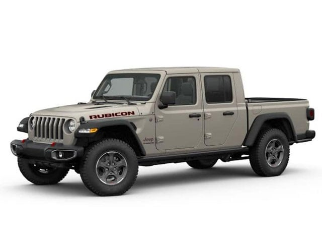 Jeep Gladiator specs and information