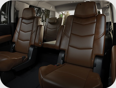 Cadillac Escalade Interior Seating