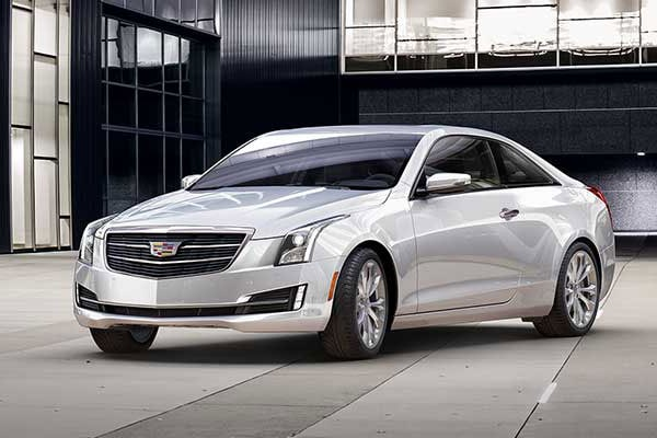 Cadillac ATS Exterior features