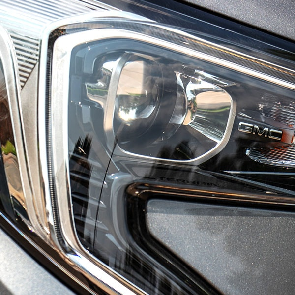 2019 GMC Terrain C-Shaped LED Headlamps