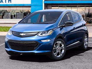 New Chevy Bolt