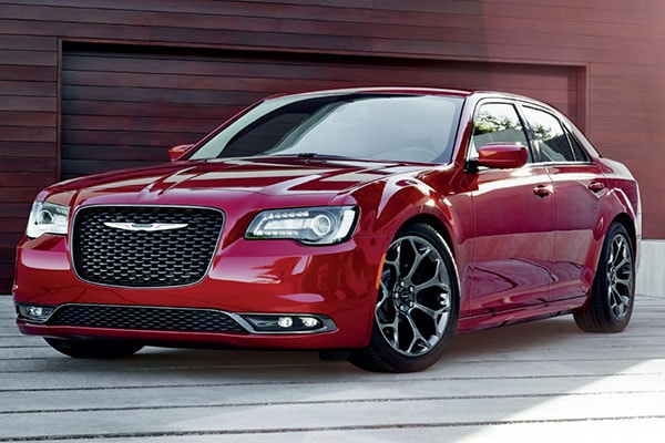 Chrysler 300S exterior features