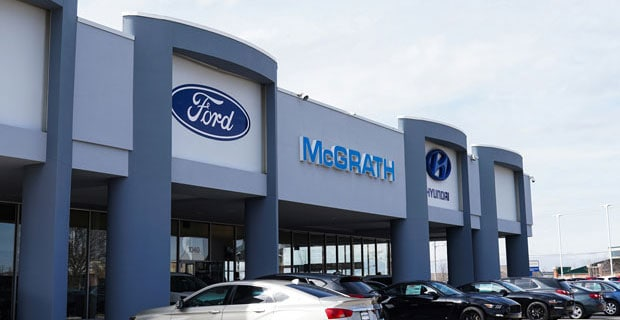 McGrath Ford