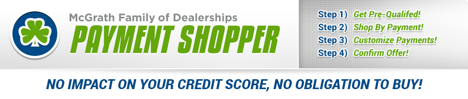McGrath Vehicle Payment Shopper