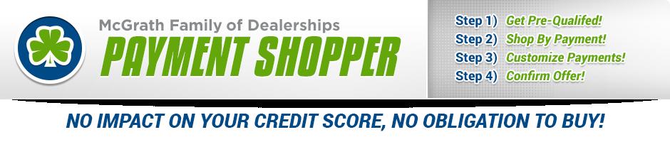 McGrath Vehicle Payment Shopper