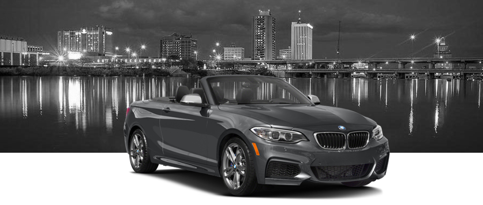Gray 2018 BMW m240i Convertible