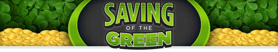Saving of the Green