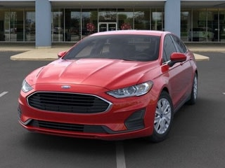 New Ford Fusion Offer