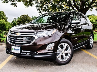 New Chevy Equinox Offer