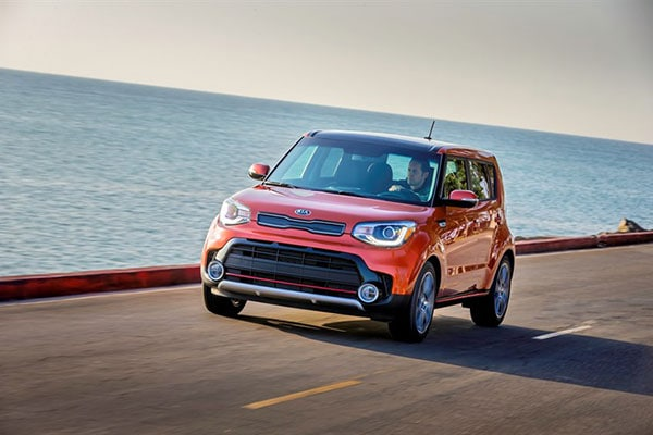 Kia Soul Safety Features