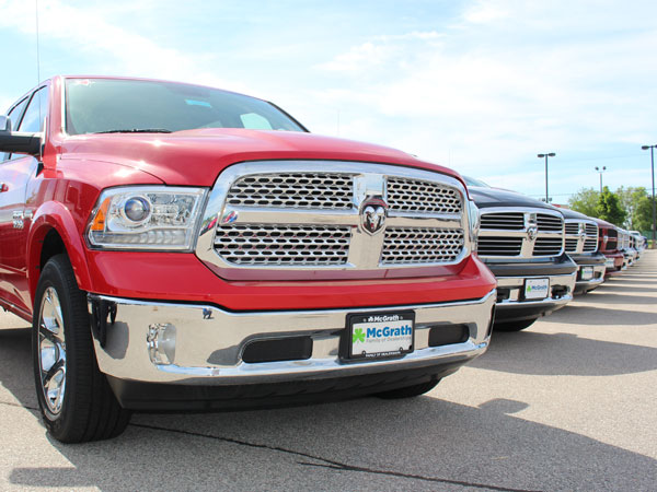 Ram Trucks in Cedar Rapids, Iowa