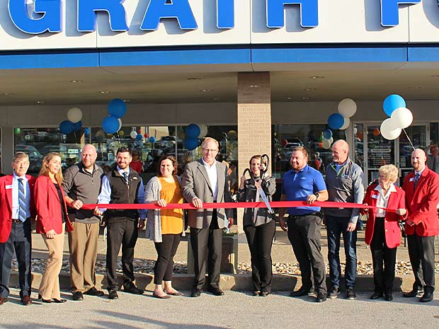 McGrath Ford Grand Opening