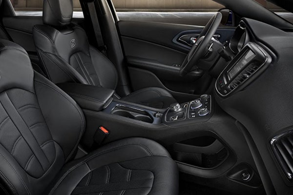 Chrysler 200 Interior Seating