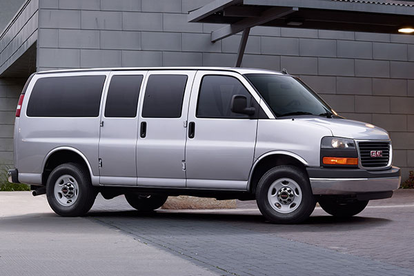 GMC Savana Side Sliding Doors