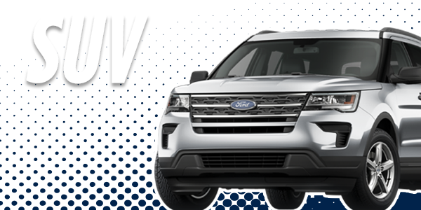 Ford SUV Inventory
