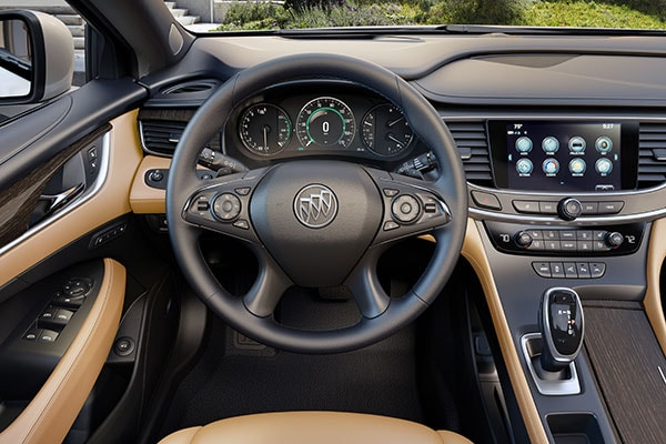 Buick LaCrosse Technology features