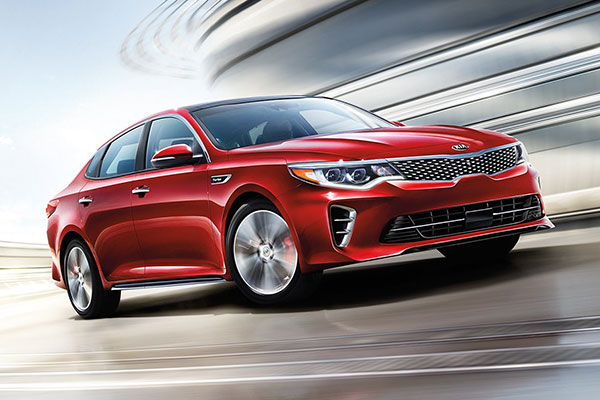 Kia Optima Safety Features
