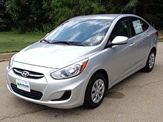 Hyundai Accent Offer